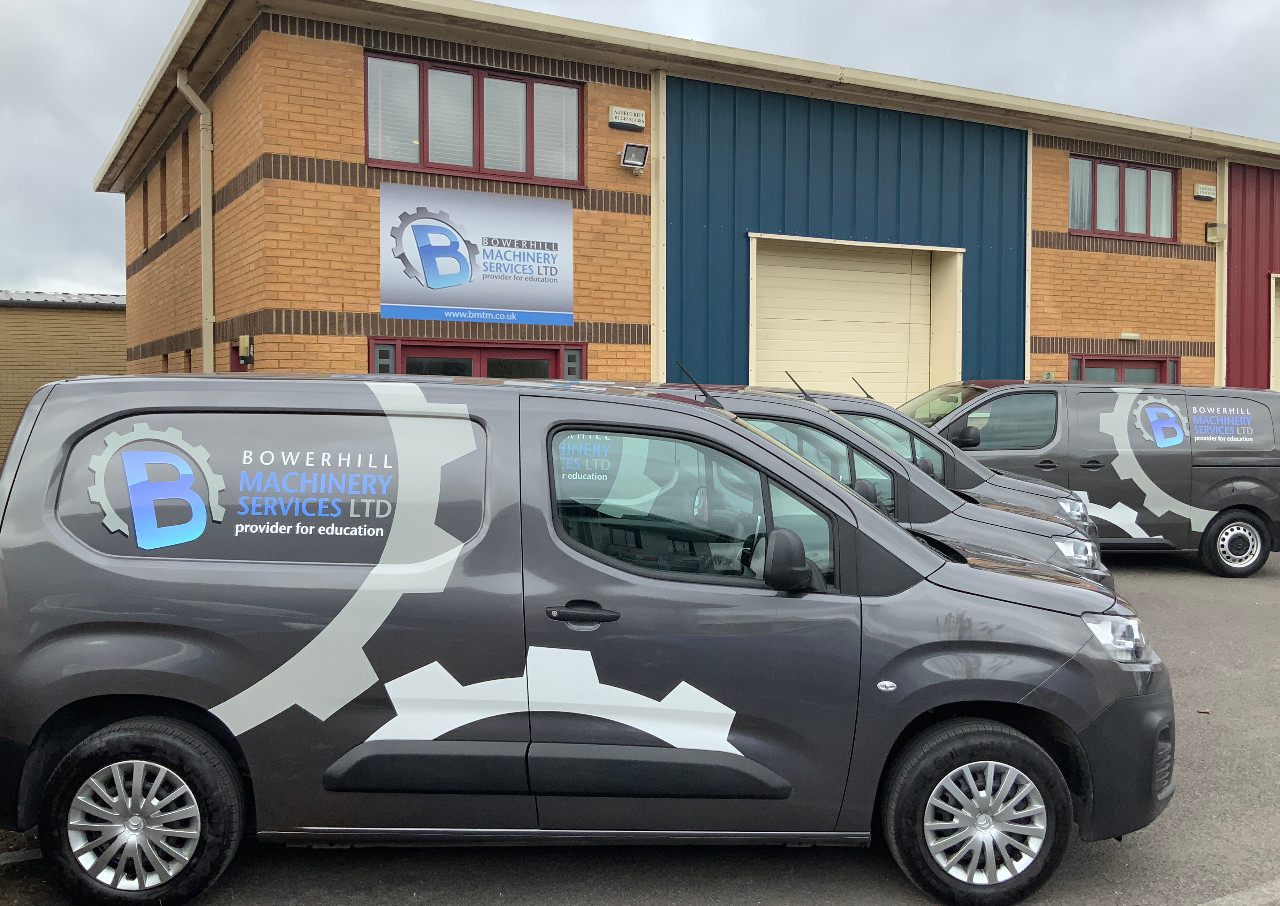 Bowerhill Machinery Services - Machine Tool Services For Schools & Academies