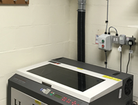 Laser Cutter Extraction